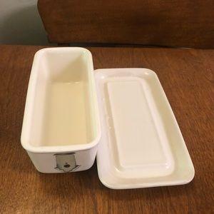 Pfaltzgraff Dining - Pfaltzgraff butter dish
